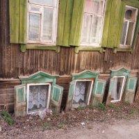 Старые дома. :: Ильсияр Шакирова