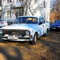 ГАЗ - 24 -10 :: Сергей Уткин