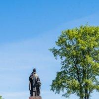 Монумент Ушакову и наставнику :: Alexandr Яковлев