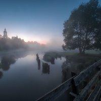Старый мостик в туман :: Fuseboy