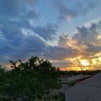 закат :: Дмитрий фотограф