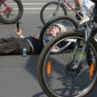Московский велофестиваль. :: Николай Кондаков