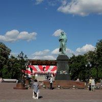 Площадь Пушкина. Москва :: Валерий