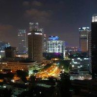 Ночной Тель Авив :: Alexander Amromin