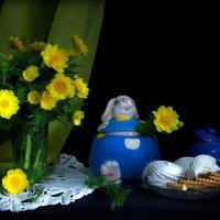 Весёлый кролик :: Нэля Лысенко