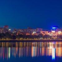 вечерний город :: cfysx