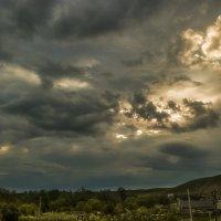 Просто красивое небо и блики :: Андрей Веселов ( Богомолов)