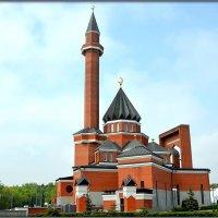 Мемориальная мечеть :: Михаил