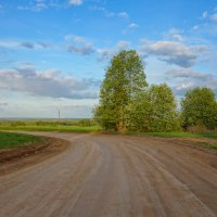 Дорога домой... :: Алексей Сметкин