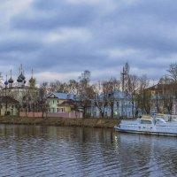 На Вологде-реке :: Сергей Цветков