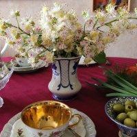 Накрываем праздничный стол :: Надежд@ Шавенкова