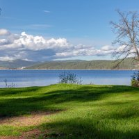 Озеро Тургояк :: Владимир Субботин