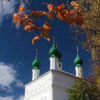 Осень. Красноармейское. :: Сергей Пиголкин