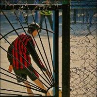 Жосткий футбол-2 :: Сергей Порфирьев