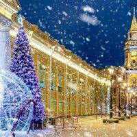 Вспоминая Новый год :: Дмитрий Рутковский