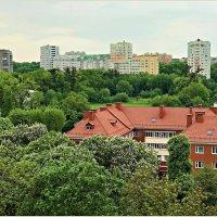 Мой город-сад. :: Валерия Комова