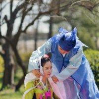 Жених и невеста :: slavado