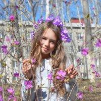 Весна :: Светлана Бурлина