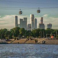 Вид на Бизнес центр :: Илья Кутузов