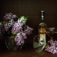 Сиреневый вечер :: Лидия Суюрова