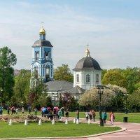 Храм иконы Божией Матери «Живоносный Источник» в Царицыно :: Roman M,