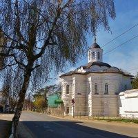 Приход весны . Смоленская церковь .Кострома . :: Святец Вячеслав
