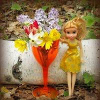 Цвет настроенья - майский! :-) :: Андрей Заломленков