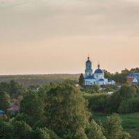Церковь Воскресения Христова в Жайске :: Владимир Васильев