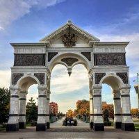 Астрахань. Триумфальная арка. :: Андрей Козов