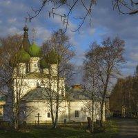 Успенский собор в Вологде :: Сергей Цветков