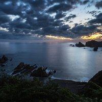 За пол часа до восхода солнца :: Galina