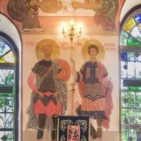 Церковь Успения Пресвятой Богородицы. Фрески :: bajguz igor
