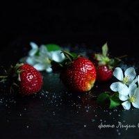 Сладка ягода :: Лидия Суюрова