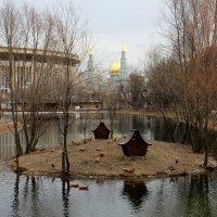 7.1. Москва. Екатерининский парк :: Валерий