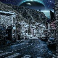 Инопланетный гость :: Александр Липовецкий