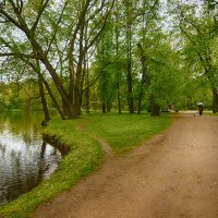 По аллеям Екатерингофского парка :: Болеслав (Boleslav)