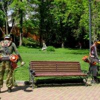 Кисловодск... в курортном парке :: Нина Бутко