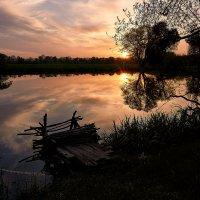 На речке... :: Сергей