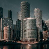 Moscow city :: Евгений Бубнов