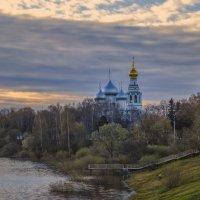 Вологодское утро :: Сергей Цветков