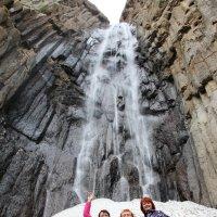У водопада Абай-су :: Светлана Попова