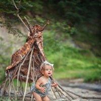 Аборигенчик :: Надежда Антонова