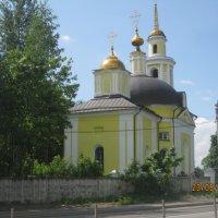 Церковь :: Maikl Smit