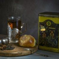 Утренний чай с бадьяном :: Иван Помидоров