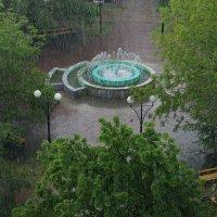Дождь :: Сергей Запорожцев