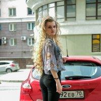 ветер в её волосах :: Dmitry i Mary S