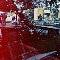 Прибывая в отражениях.... :: Андрей Головкин