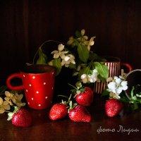 Красное и белое :: Лидия Суюрова