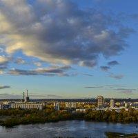Панорама города с высоты :: Гера Dolovova