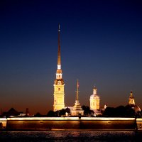 В ожидании Белых Ночей :: Ирина Фирсова